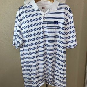 3 for $20 Cutter & Buck New York Giants Blue XL